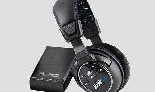 Turtle Beach tendrá headsets licenciados para PS4