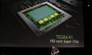 Tegra K1, el nuevo chipset para móviles de Nvidia, corriendo Unreal Engine 4