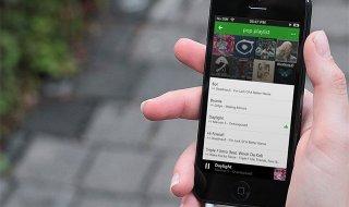 Xbox Music para iOS ya soporta reproducción offline