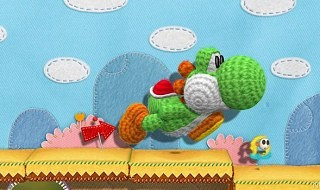 It's a shell of time, nuevo trailer de Yoshi's New Island