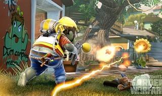 Las clases y los modos de juego de Plants vs. Zombies: Garden Warfare
