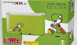 Habrá pack de Nintendo 3DS XL con Yoshi's New Island