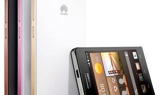 Huawei presenta el Ascend G6, su nuevo gama media