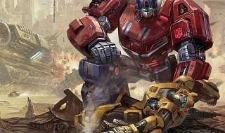 Anunciado Transformers: Rise of the Dark Spark