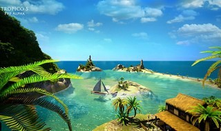 Primer gameplay de Tropico 5
