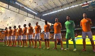 Nueva información e imágenes del juego de la Copa Mundial de la FIFA Brasil 2014