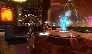 Galactic Strongholds, nueva expansión para Star Wars: The Old Republic