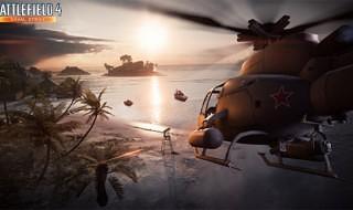 Nueva actualización para Battlefield 4 en PS4, Xbox 360 y PS3