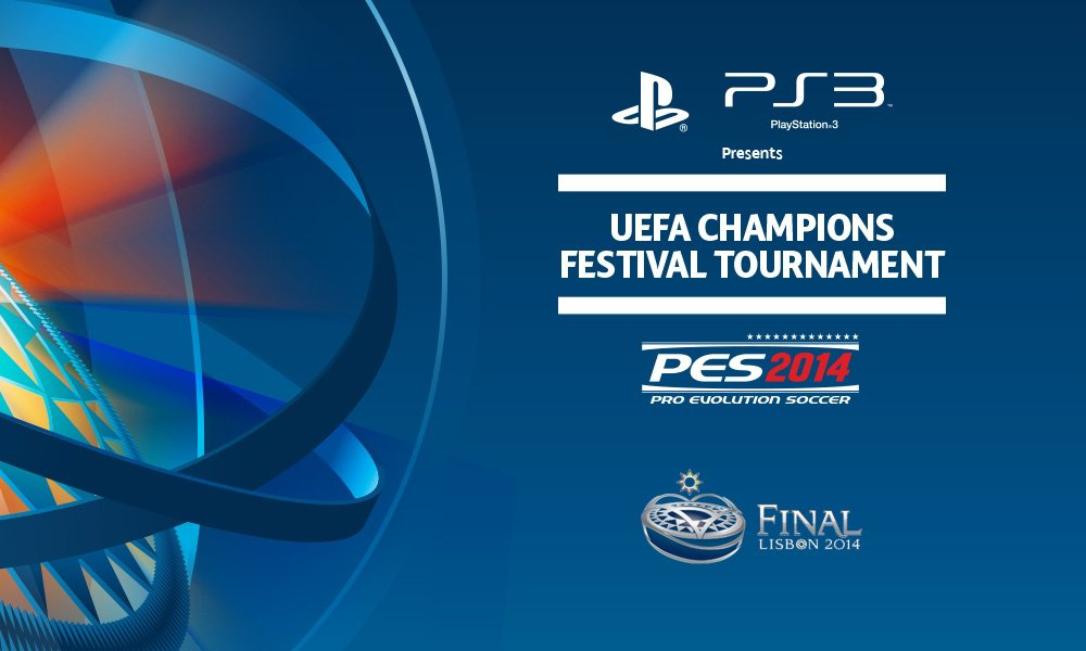 Large UEFA Champions Festival Tournament - banner