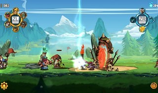 Anunciado Swords & Soldiers II