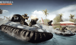 Naval Strike, el DLC para Battlefield 4, ya disponible en PC