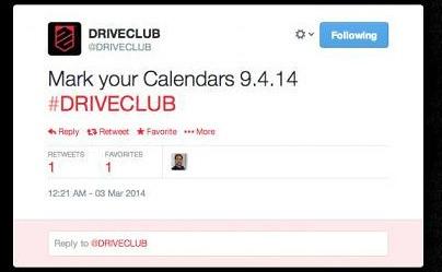 driveclubreleasedate