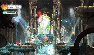 17 minutos de gameplay de Child of Light