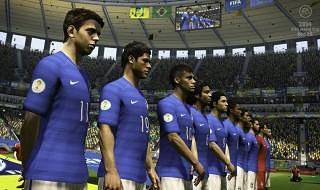 Publicada la 'release' PAL en español del Copa Mundial de la FIFA Brasil 2014 para Xbox 360