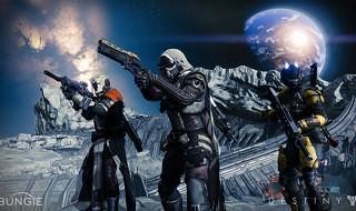 Las clases de guardianes, enemigos y entornos de Destiny