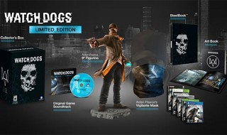 Unboxing de la edición limitada de Watch Dogs