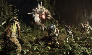 8 minutos de gameplay de Evolve