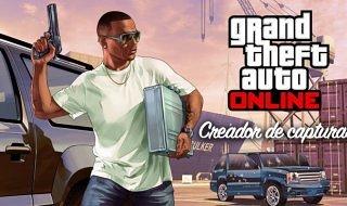 Ya disponible el creador de capturas de GTA Online