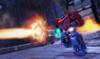 Nuevo trailer de Transformers: Rise of the Dark Spark