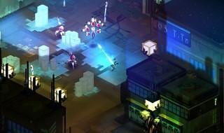 Trailer de lanzamiento de Transistor