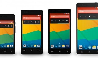 Aquaris E, la nueva gama de smartphones de bq