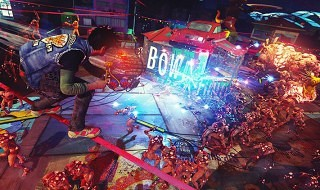 Nuevo gameplay de Sunset Overdrive