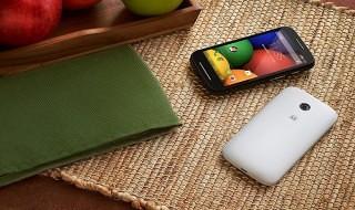 Motorola presenta el Moto E y el Moto G 4G LTE