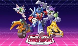 Anunciado Angry Birds Transformers