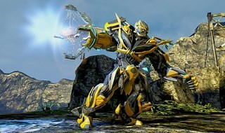 Escalation, nuevo trailer de Transformers: Rise of the Dark Spark