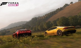 Gameplay de Forza Horizon 2