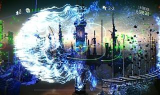 Hoy llega Heroes, el primer DLC para Resogun