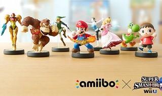 Amiibo: Las figuras nintenderas cobran vida