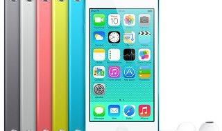 El iPod Touch de 16GB se renueva con cámara trasera y más colores, bajan los precios de toda la gama