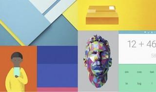 Android L, la evolución del SO de Google