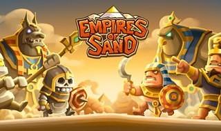 Empires of Sand ya disponible para iOS y Android