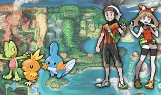 Pokémon Rubí Omega y Pokémon Zafiro Alfa llegarán el 28 de noviembre
