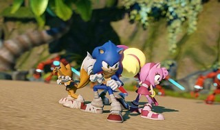 Gameplay de Sonic Boom: Rise of Lyric