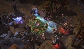El sistema de talentos de Heroes of the Storm