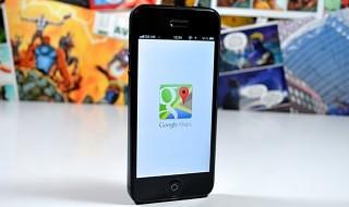 Google Maps se actualiza en iOS a la versión 3.2.0