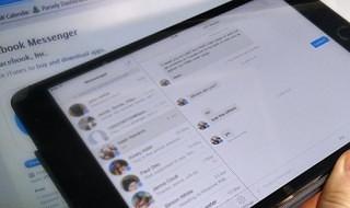 Facebook Messenger ya tiene aplicación nativa para iPad