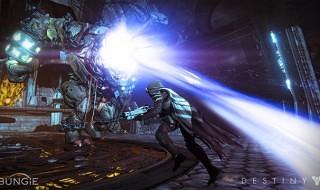 El contenido de la beta de Destiny