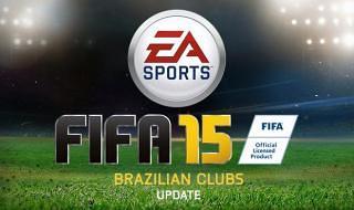 La liga brasileña no estará en FIFA 15