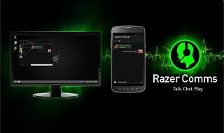 Razer Comms, la app para chat y VoIP de los jugones
