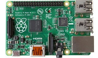 Ya disponible el modelo B+ de Raspberry Pi