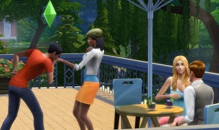 20 minutos de gameplay de Los Sims 4