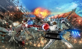 Nuevo gameplay de Freedom Wars