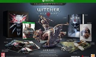 La edición de coleccionista de The Witcher 3: Wild Hunt tendrá algunos extras en Xbox One