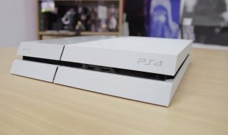 Unboxing de la PS4 blanca