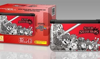 Nintendo 3DS tendrá edición limitada con Super Smash Bros.