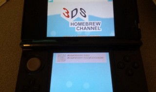 Nintendo 3DS tendrá su Homebrew Channel próximamente